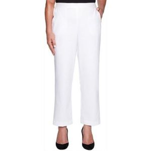 Alfred Dunner Classic Fit Jean Style Trousers